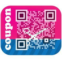 #QR Code Coupon