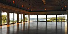 Yoga room of dreams #yoga #travel