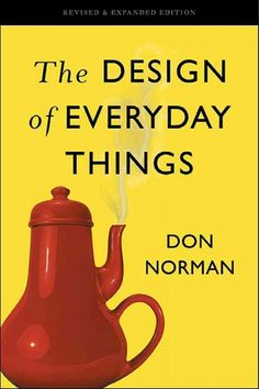 The design of everyday things / Don Norman.