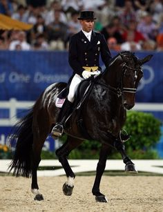 Spotlight: Steffen Peters - Equestrian Slideshows | NBC Olympics
