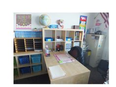 Falling Into First: The Teacher Desk of my Dreams