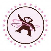 Monkey Hooper logo temporary tattoo  #custom #temporarytattoos