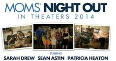 Moms' Night Out: A Movie This Mom Can't Wait to See - Here's a look at a great new movie, Moms' Night Out. http://catholicmom.com/2014/01/21/moms-night-out-a-movie-this-mom-cant-wait-to-see/