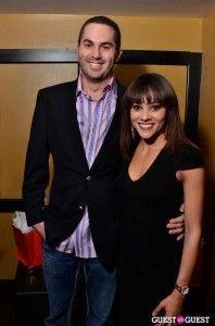 Bachelor Paul Pitcher and Ashley Boalch
