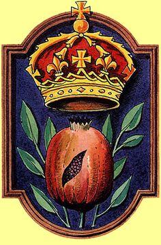 Catherine of Aragon's badge