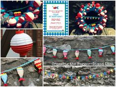 Fishing Party #CraftThatParty #RedBarnFeature