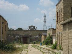 Joliet Prison Tour
