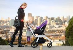 We love the sidekick for big bro or sis on this @Jaco Potgieter Baby stroller! #babygear #PNapproved