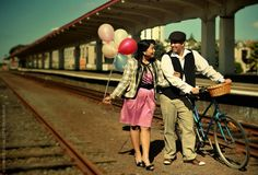 Joanna & Joseph [08] by Danskie.Dijamco.Photography, via Flickr