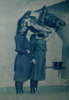 """from """"odd vintage photos"""" collection"""