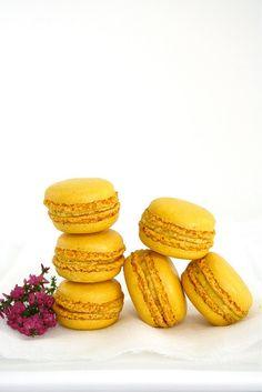 french macarons receta en espanol
