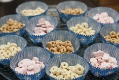 aw, cute idea for a 1st birthday party. baby appetizers!