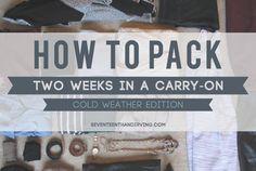winter edit, pack light, travel light, winter traveling clothes, travel tips