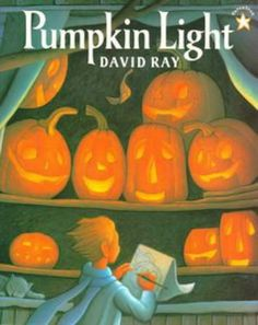 Pumpkin Light by David Ray: Halloween is Angus's favorite day of the year. One shivery Halloween night, however, he gets himself into big trouble with an enchanted scarecrow and a magical pumpkin...#Books #Kids #Halloween