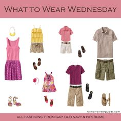 What to Wear Wednesday - Becky Anderson Photography - Pretty in Pink!