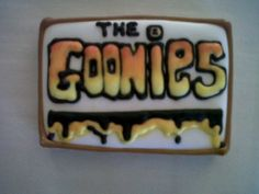 This Goonies cookie is so intense.