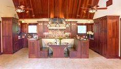 Crownpoint Cabinetry Arts & Crafts Kitchen