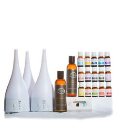 Home Wellness Package #3 + (FREE Diffuser) Home Wellness Package 3 includes 1 & 2 combined. great for winter cold season or Allergy season.