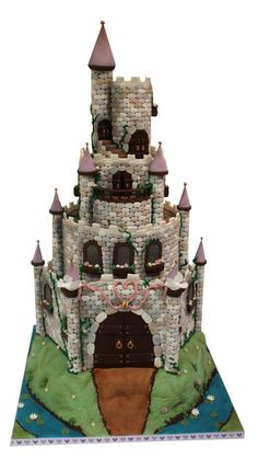 Castle cake - Richard's Cakes