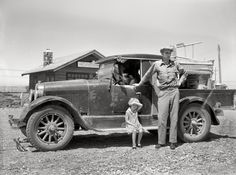 Shorpy Historical Photo Archive :: Greener Pastures: 1936