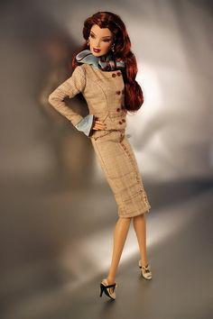 Fashion Royalty Veronique by david.east, via Flickr