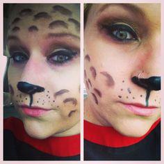 Leopard for #halloween! #sephoraselfie