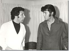 Tom Jones & Elvis