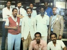 Somali Pilots