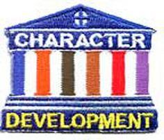 Character Development Activities