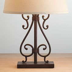Could be my next bedside table lamp