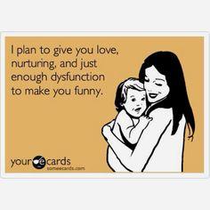Or hilarious.