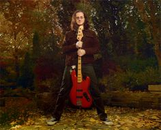Rush's Geddy Lee