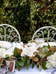 Magnolia ideas