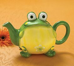 Tea pots are whimiscal.  It is always important to laugh and have a sense of humor.