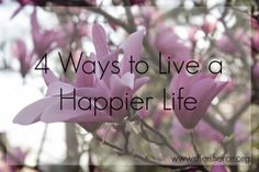 She is Fierce (on The Happy Type) : How to Be Happier We all struggle with living a happy life sometimes, but there are definitely things we all don't do (or DO) that by changing, could help us to be happier!