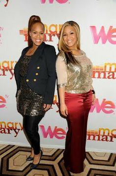 Mary Mary- Tina and Erica Campbell