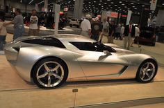 Concept Corvette