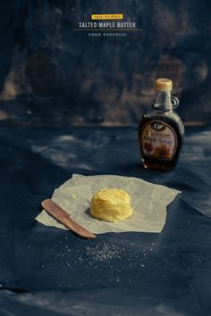 Home Churned Butter   Photography, Styling - Sneh Roy