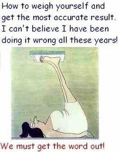 Yes!!!! I knew I was doing something wrong!