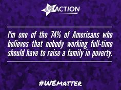 """When having a baby is a leading cause of poverty spells in the U.S., it's obvious we need #PaidFamilyLeave. #WEmatter"" - US Action - https://www.facebook.com/usaction/photos/a.241581293122.141957.175886458122/10152361183033123/?type=1"