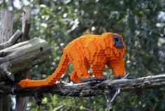 Man, I wish I had thought of this when I was trying to get the kids to make LEGO animals