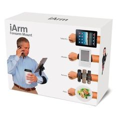 iArm - possibly note just a joke