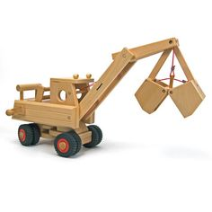 Fagus Wooden Cars and Trucks