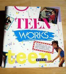 Teen Works, binder full of tips for teen girls