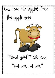 This is a great resource to enhance your apple or fall unit.  This resource includes an adorable book for shared reading that has a fun ending.  It...