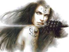 women warrior, warrior fighter, seek shelter