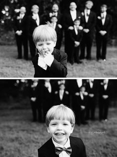 The Ring Bearer | M Rose Photography