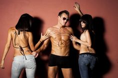 Why women want threesomes as much as men