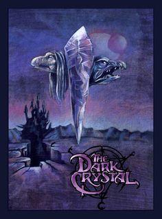 Dark Crystal Poster - Revised by gryen.deviantart.com on @deviantART