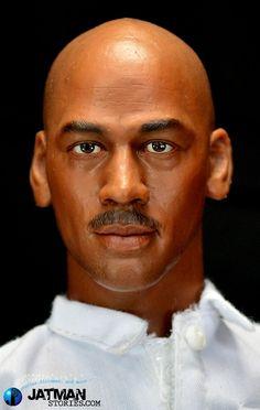 1/6 Scale Michael Jordan by JATMANStories.com